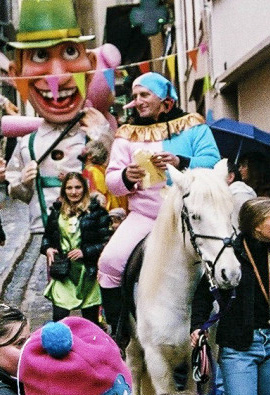 carnaval traditionnel herault
